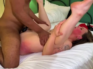 Husband invited one of his Buddies for a threesome with his Wife